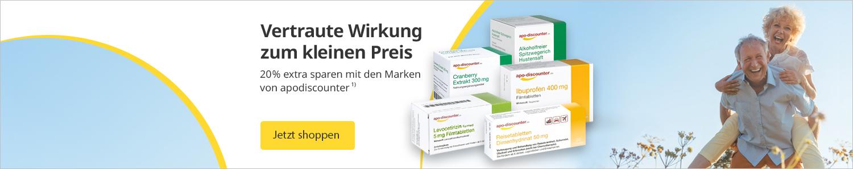Markenprodukte von apo-discounter.de