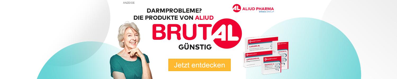 Jetzt Magen-Darm-Produkte von Aliud günstig kaufen!