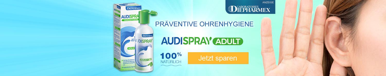 Jetzt Audispray günstig online kaufen!