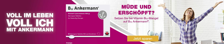 Jetzt B12 Ankermann günstig online kaufen!