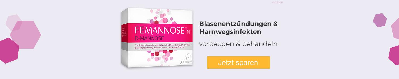 Jetzt Femannose-N günstig online kaufen!