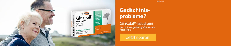 Jetzt Ginkobil-ratiopharm günstig online kaufen!