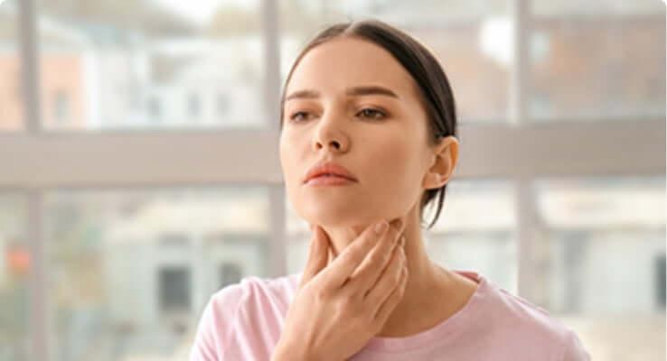 Funktionsstörungen der Schilddrüse