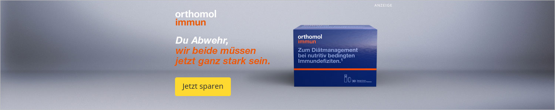 Jetzt Orthomol-Produkte günstig kaufen!