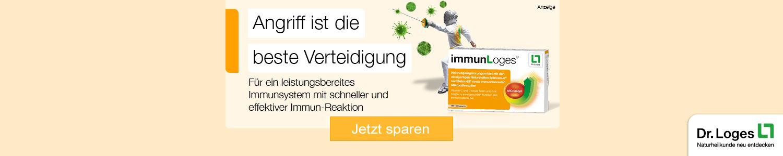 Jetzt Dr. Loges Produkte günstig online kaufen!