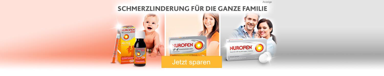 Jetzt Nurofen günstig online kaufen!