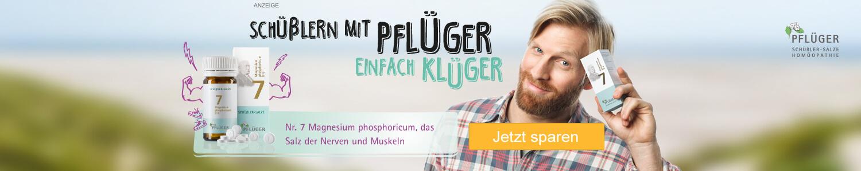 Jetzt Schüßler Salze 7 Magnesium D 6 Tabletten günstig online kaufen!