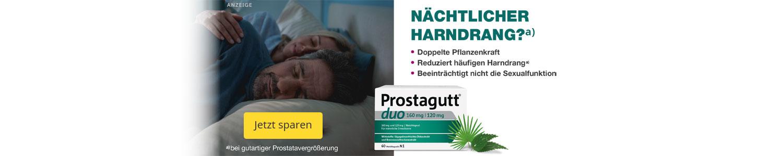 Jetzt Prostagutt günstig online kaufen