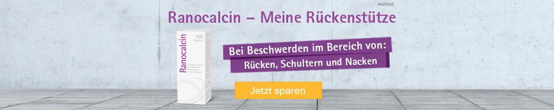 Jetzt Ranocalcin Tabletten günstig online kaufen!