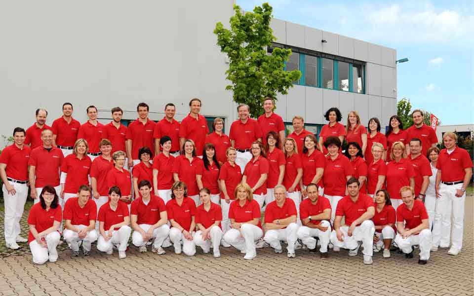 Team von apo.com