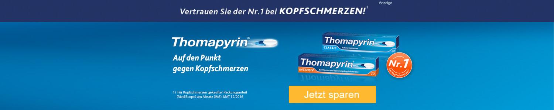Jetzt Thomapyrin günstig online kaufen!