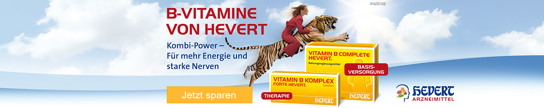 Jetzt Vitamin B complete günstig online kaufen!