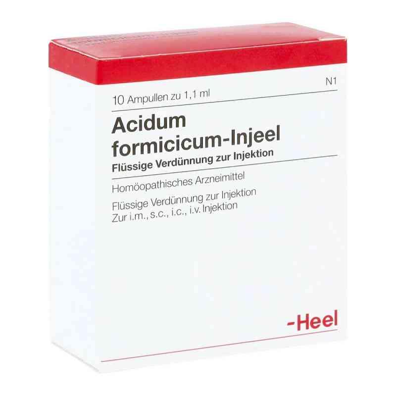 Acidum Formicicum Injeel Ampullen  bei apo.com bestellen