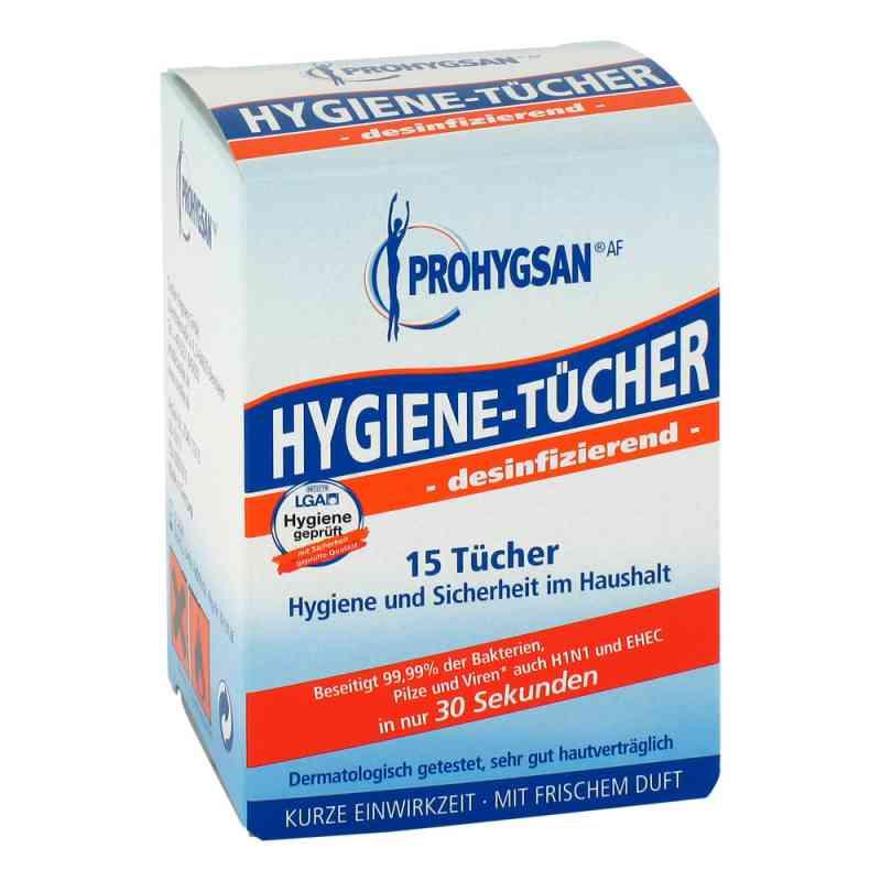Prohygsan Hygiene Tücher Af desinfizierend  bei apo.com bestellen