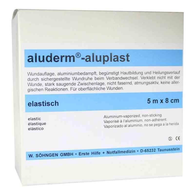 Aluderm Aluplast Wundverband pfl.5mx8cm elastisch   bei apo.com bestellen