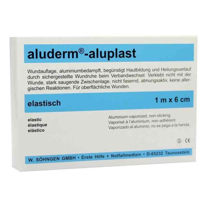 Aluderm Aluplast Wundverband pfl.1mx6cm stabil  bei apo.com bestellen