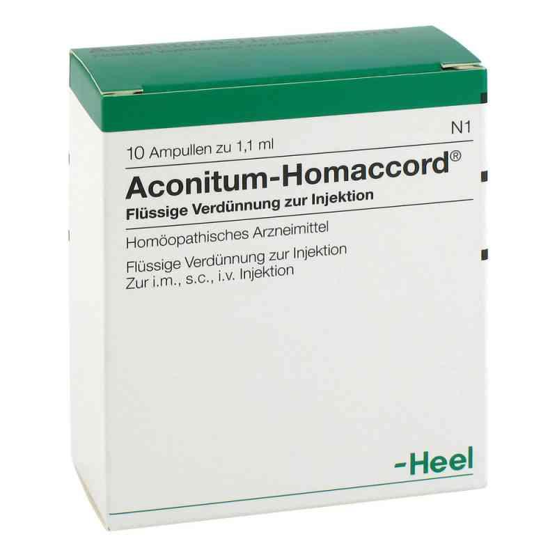 Aconitum Homaccord Ampullen  bei apo.com bestellen