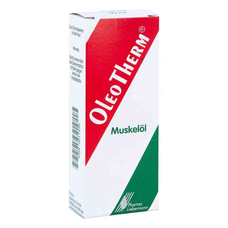 Oleotherm Muskelöl  bei apo.com bestellen