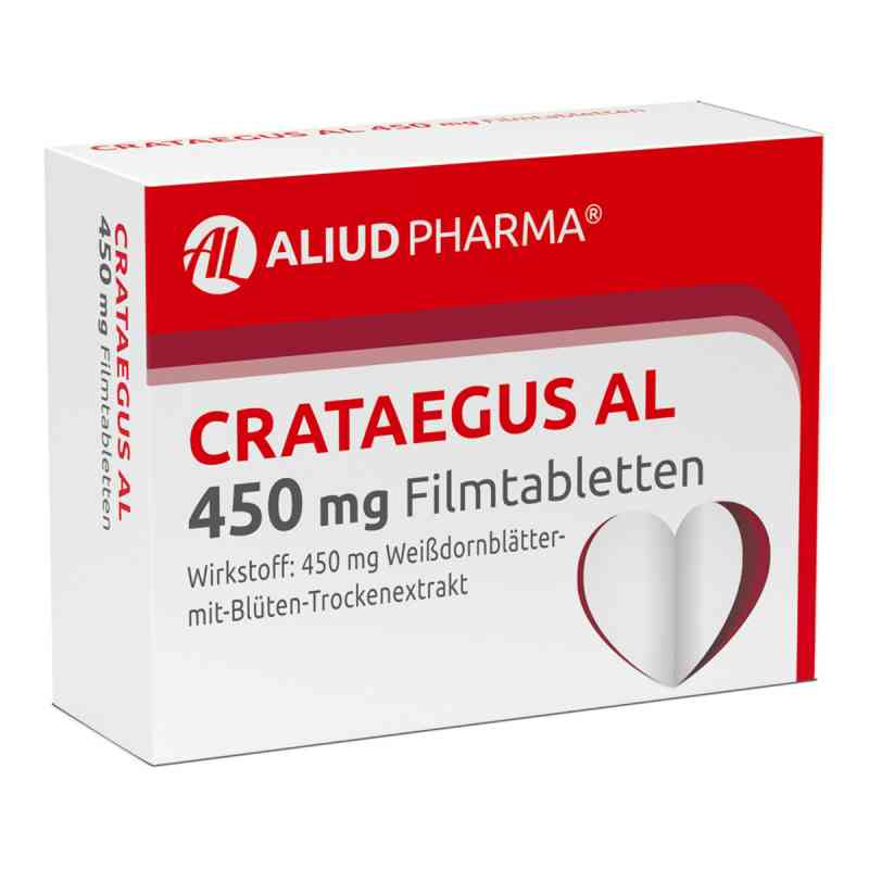 Crataegus AL 450mg bei apo.com bestellen