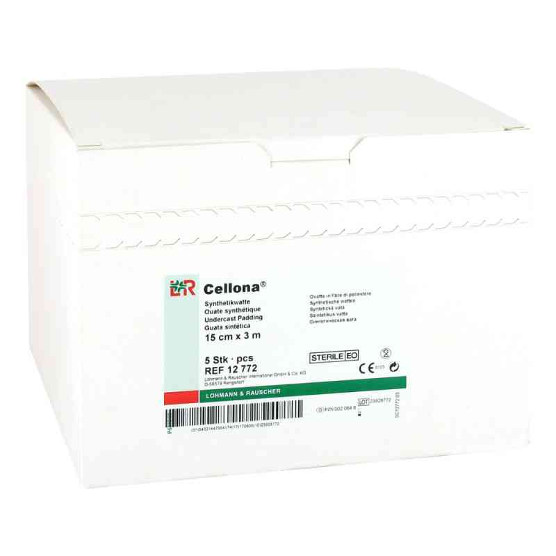 Cellona Synthetikwatte 15cmx3m steril  bei apo.com bestellen