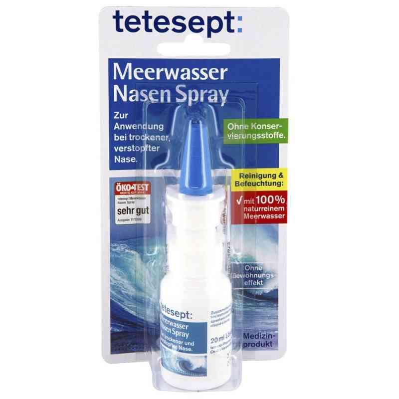 Tetesept Meerwasser Nasenspray  bei apo.com bestellen