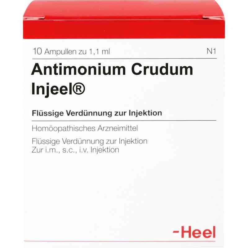Antimonium Crudum Injeel Ampullen  bei apo.com bestellen