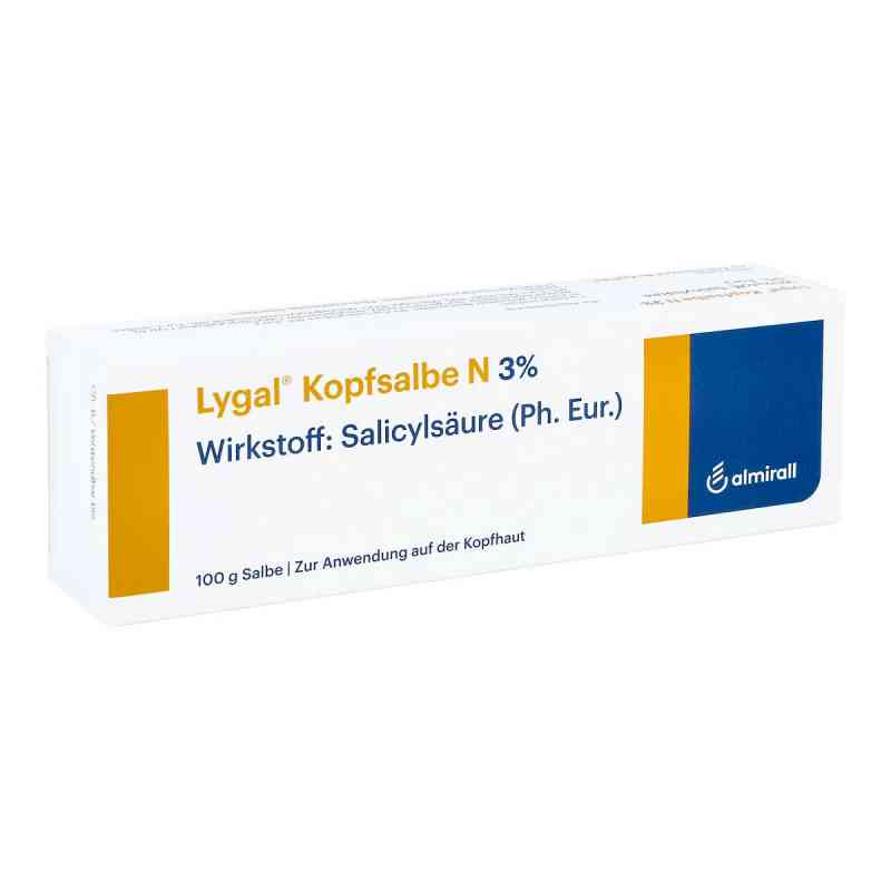 Lygal Kopfsalbe N 3% bei apo.com bestellen