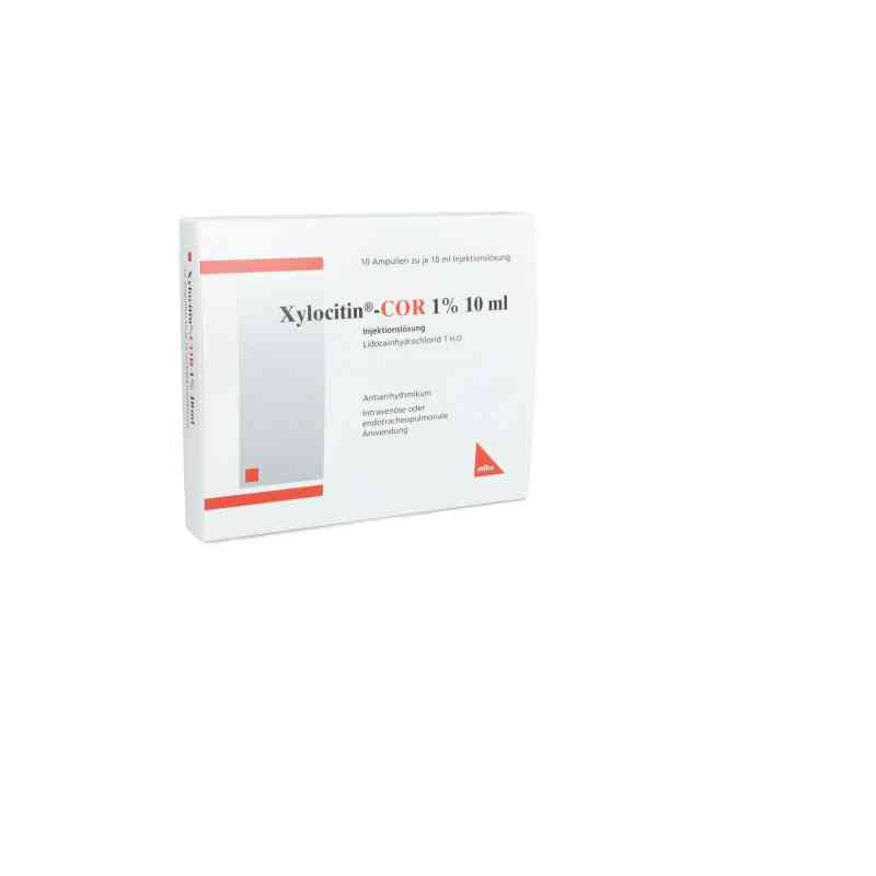 Xylocitin Cor 1% 10 ml Ampullen  bei apo.com bestellen