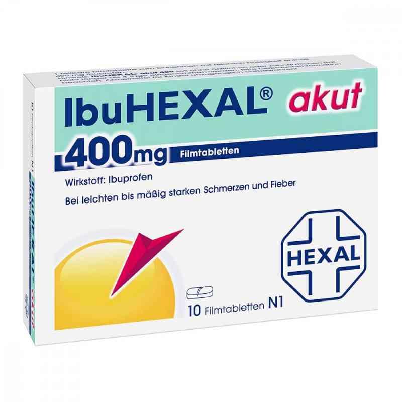 IbuHEXAL akut 400mg  bei apo.com bestellen