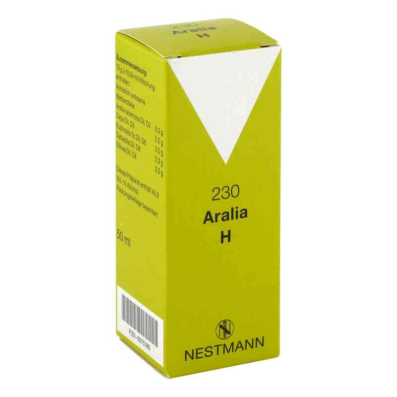 Aralia H 230 Nestmann Tropfen  bei apo.com bestellen