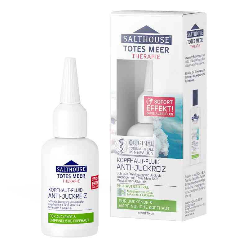 Salthouse Therapie Kopfhaut Fluid  bei apo.com bestellen