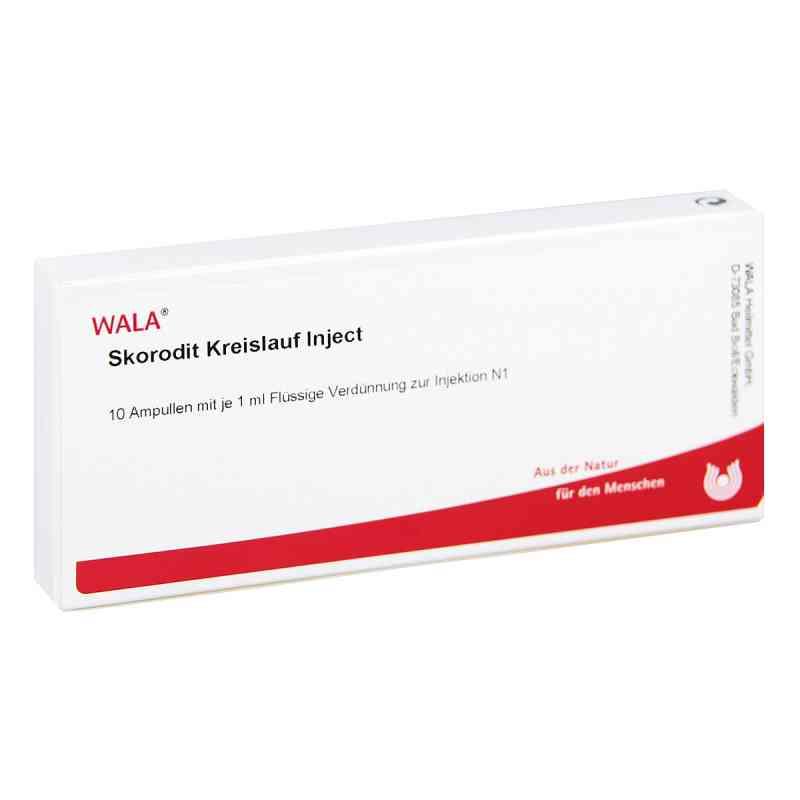 Skorodit Kreislauf Inject Ampullen bei apo.com bestellen