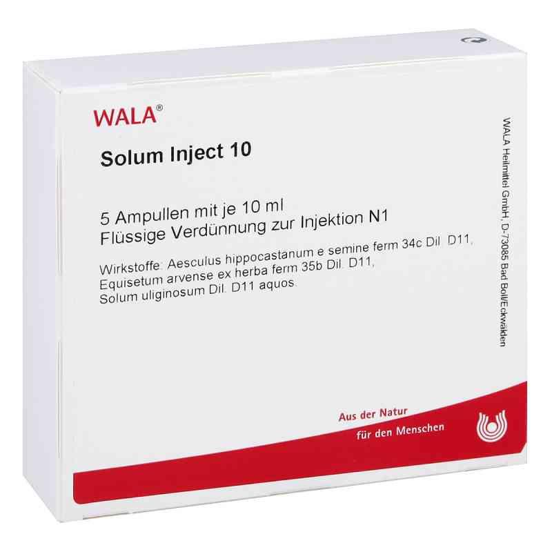 Solum Inject 10 Ampullen  bei apo.com bestellen