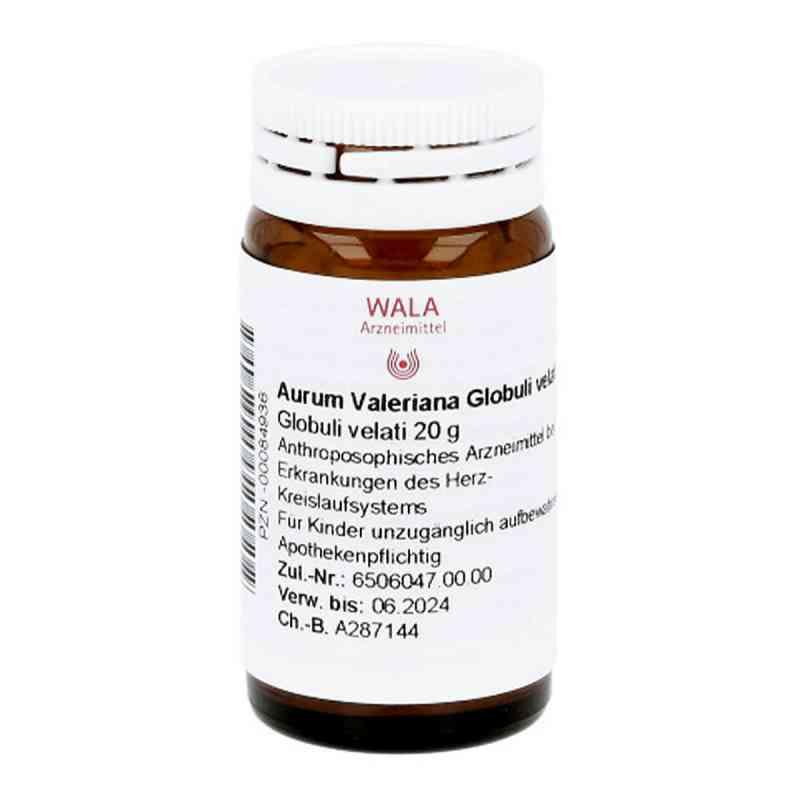Aurum Valeriana Globuli Velati  bei apo.com bestellen