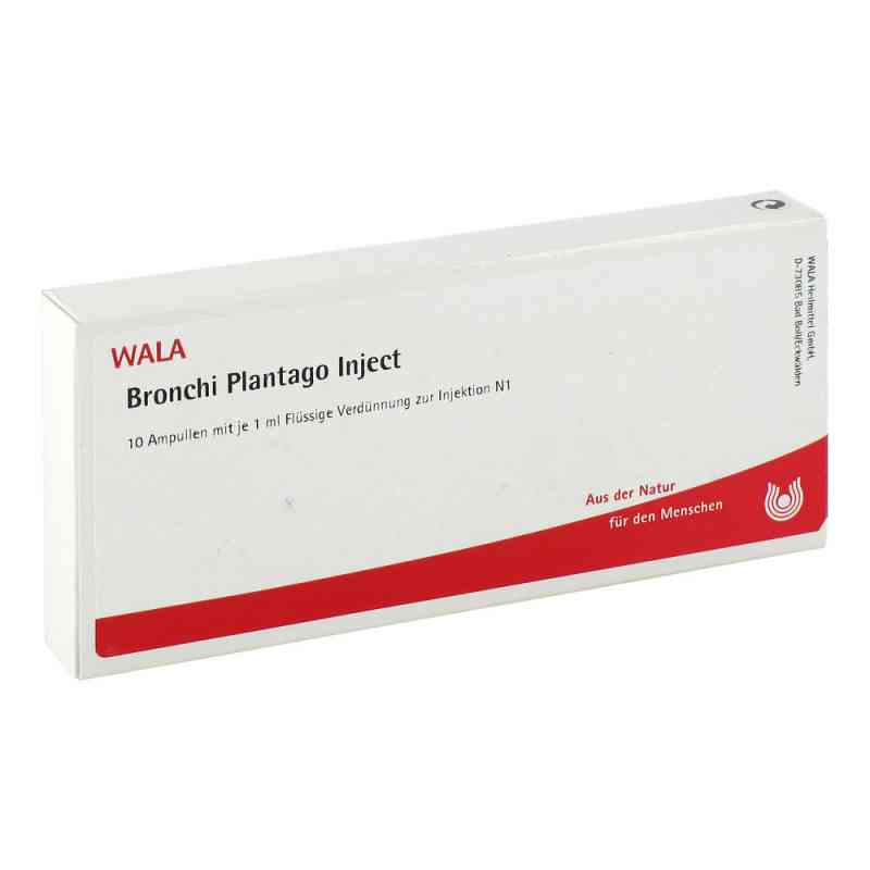 Bronchi Plantago Inject Ampullen  bei apo.com bestellen