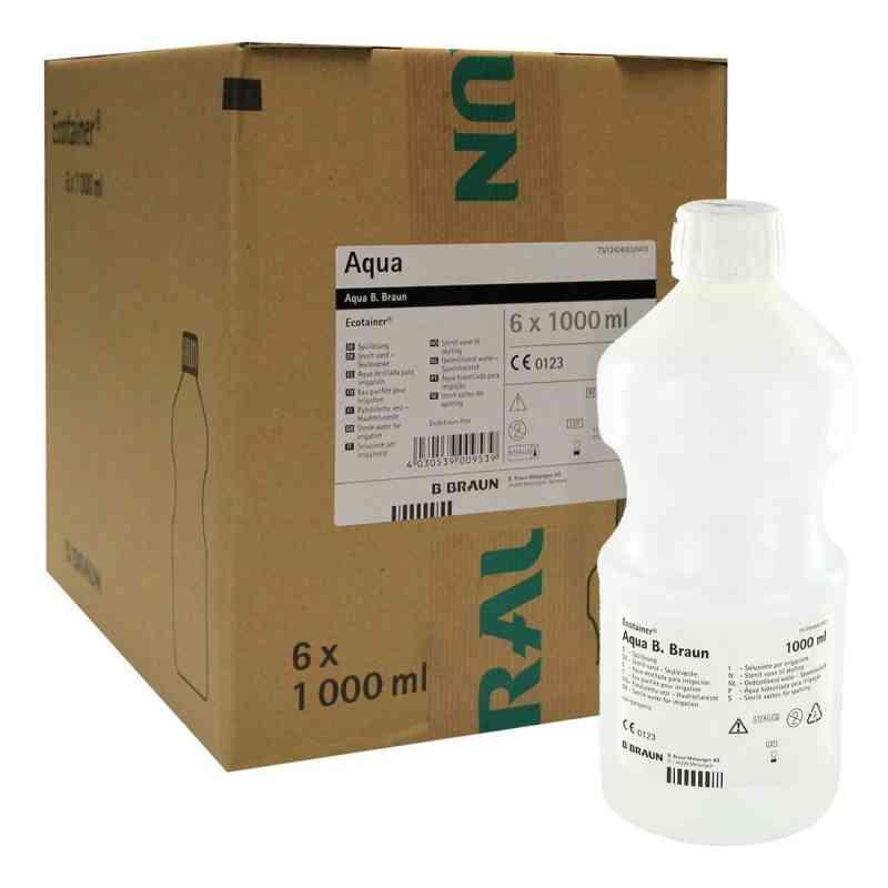 Aqua B.braun Spüllösung Kunststoff Flasche  bei apo.com bestellen