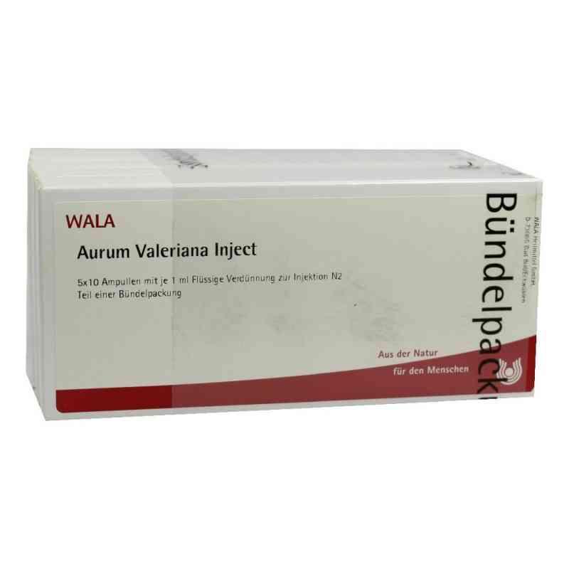 Aurum Valeriana Inject Ampullen  bei apo.com bestellen