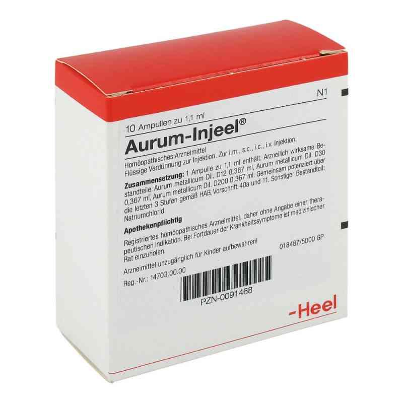 Aurum Injeel Ampullen  bei apo.com bestellen