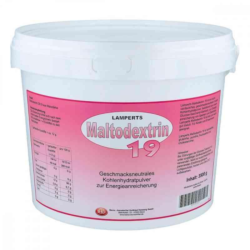 Maltodextrin 19 Lamperts Pulver  bei apo.com bestellen