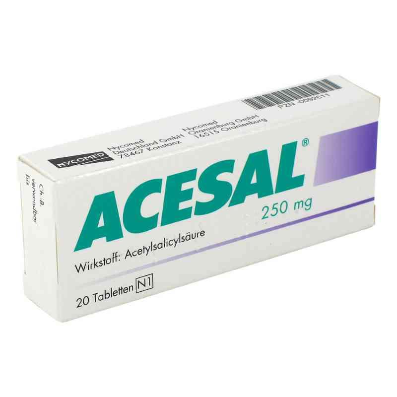 Acesal 250mg bei apo.com bestellen