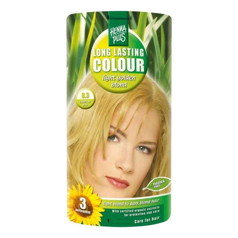Hennaplus Long Lasting Light Golden Blond 8,3  bei apo.com bestellen