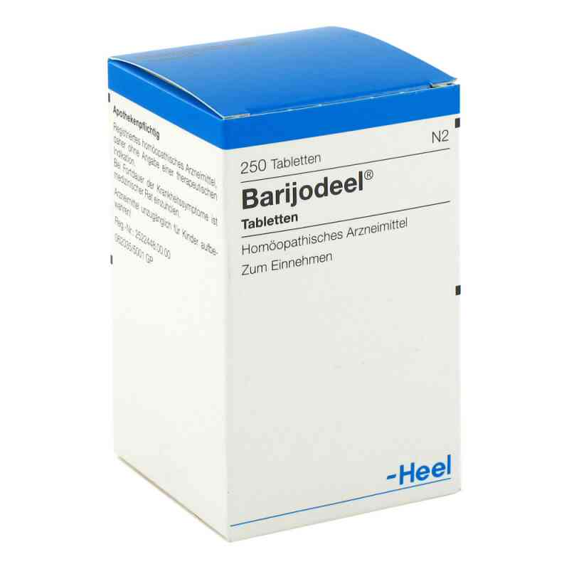 Barijodeel Tabletten  bei apo.com bestellen