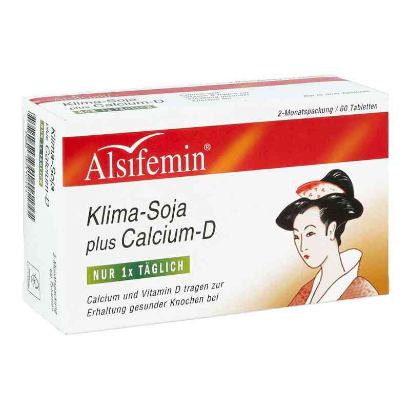 Alsifemin Klima Soja+calcium+d3 Tabletten  bei apo.com bestellen