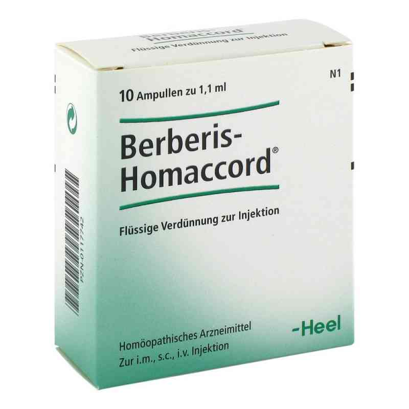 Berberis Homaccord Ampullen  bei apo.com bestellen