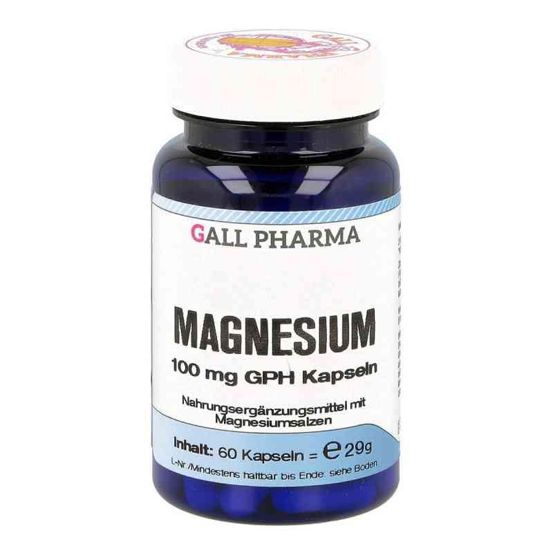 Magnesium 100 mg Kapseln  bei apo.com bestellen
