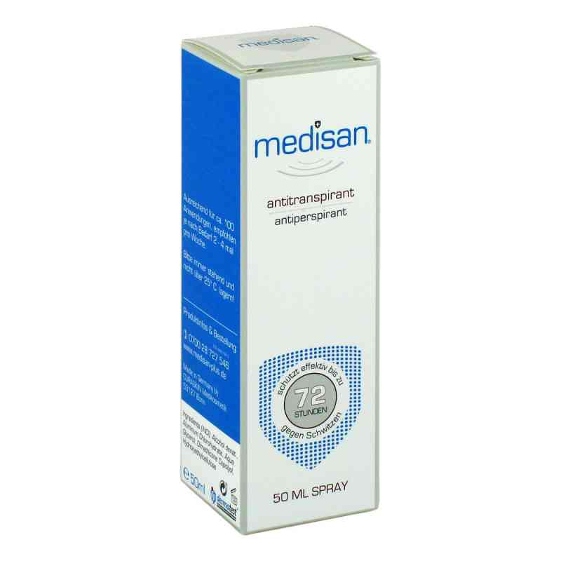 Medisan Plus Antitranspirant Deo Spray  bei apo.com bestellen