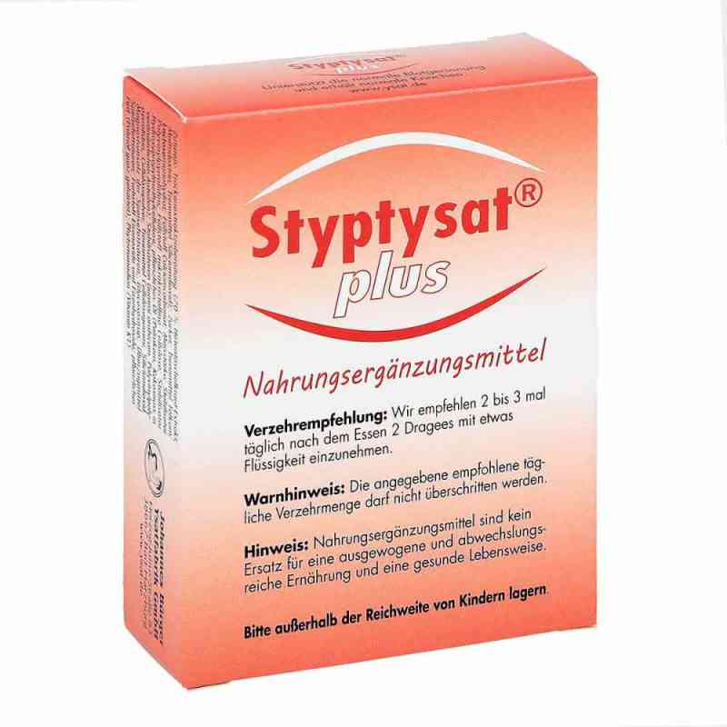 Styptysat plus Dragees bei apo.com bestellen