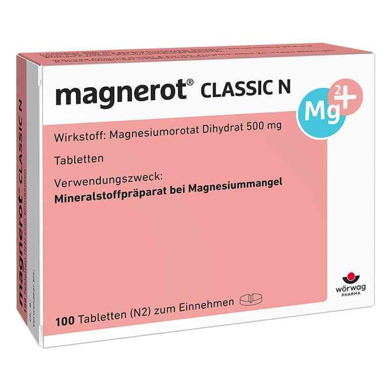 Magnerot Classic N Tabletten bei apo.com bestellen
