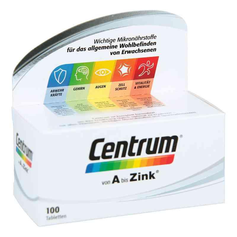 Centrum A-zink+floraglo Lutein Caplette  bei apo.com bestellen