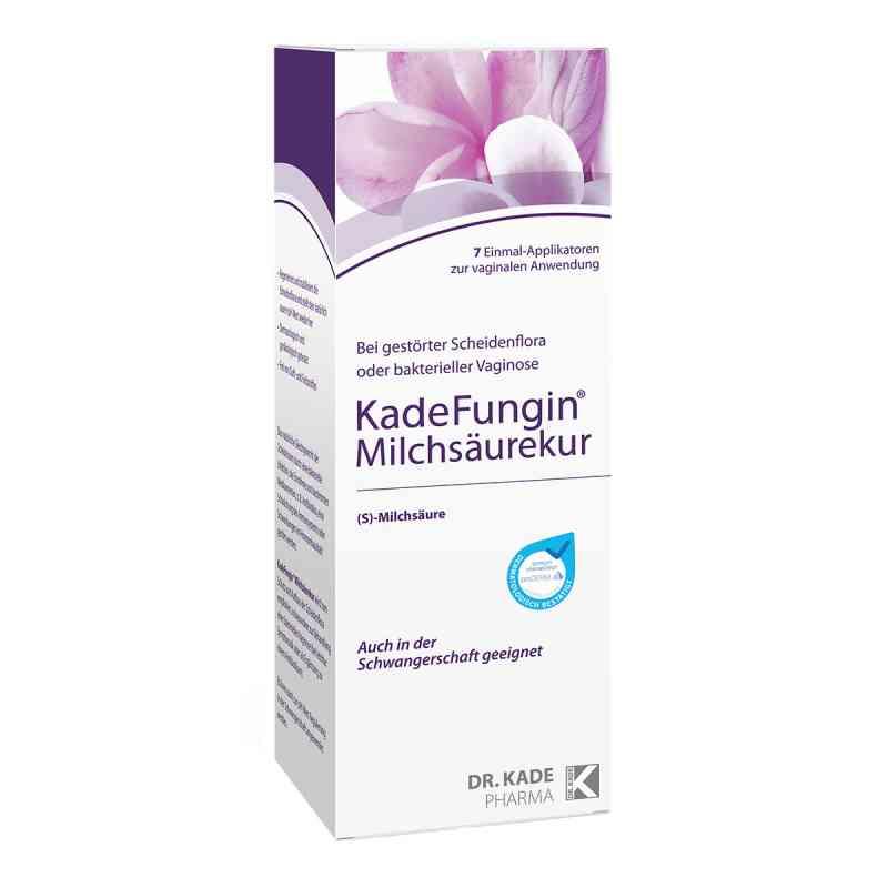 Kadefungin Milchsäurekur Gel Einmalapplikatoren bei apo.com bestellen